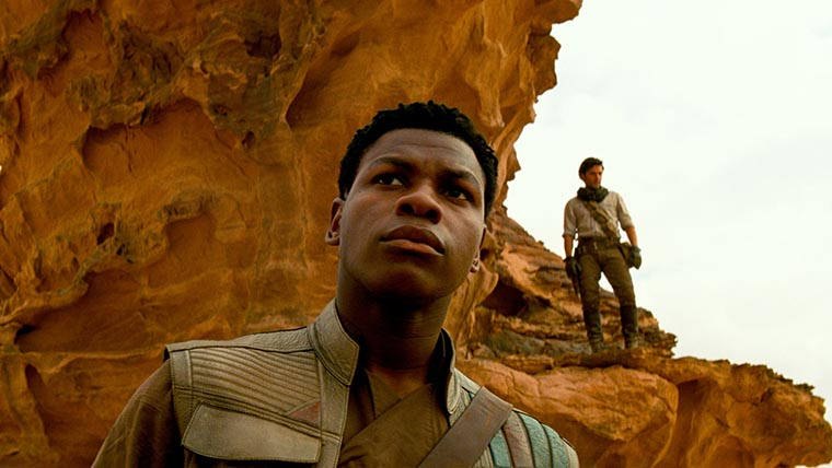 The Rise of Skywalker, John Boyega, Finn, eBay, script, guion