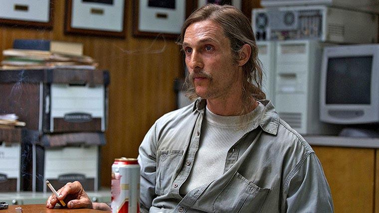 Matthew McConaughey, True Detective