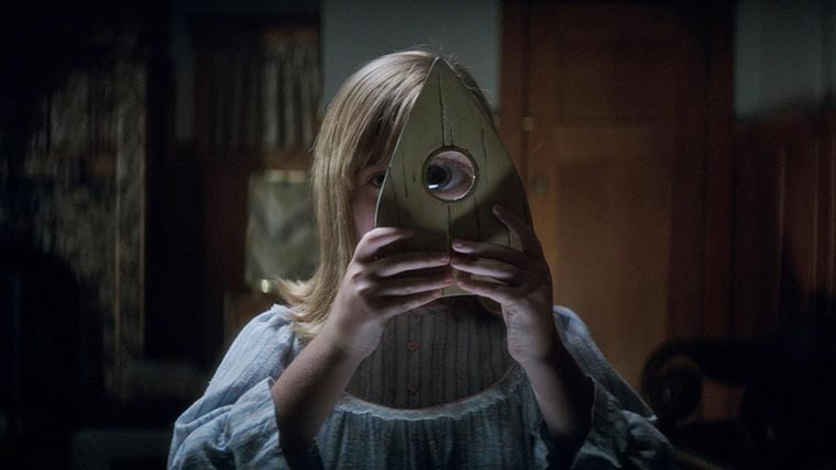 Mike Flanagan, Ouija: Origin of Evil
