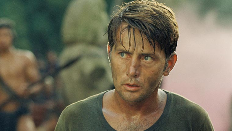 Apocalypse Now, Martin Sheen