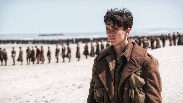 Fionn Whitehead, Dunkirk