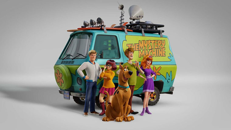 Scooby-Doo, Scoob, movie