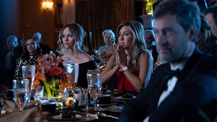 The Morning Show, Jennifer Aniston, Mark Duplass, Reese Witherspoon