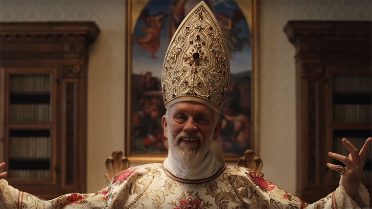 The New Pope, HBO, trailer
