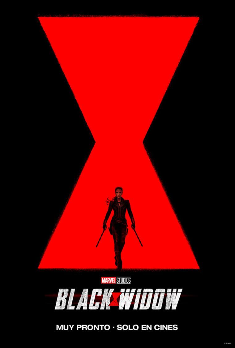 Black Widow, trailer, 2020, Scarlett Johansson, Natasha, poster