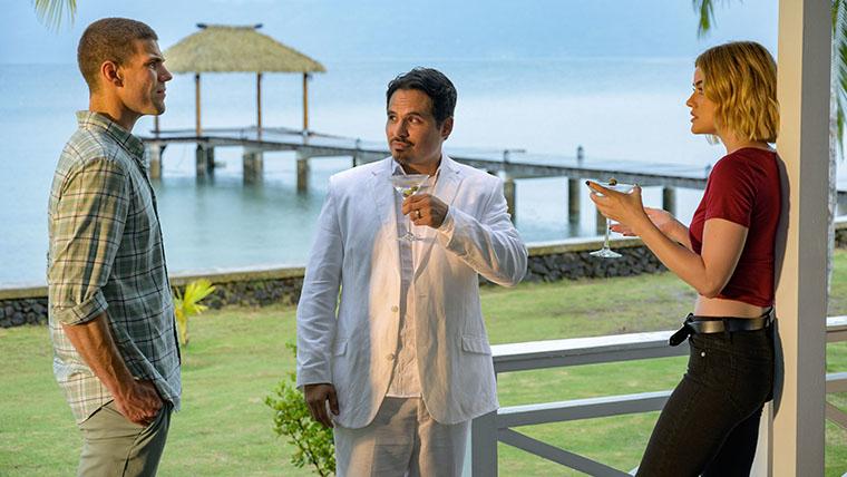 Fantasy Island, Lucy Hale, Michael Peña