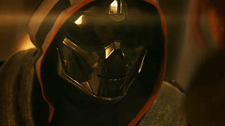 Black Widow, trailer, Taskmaster