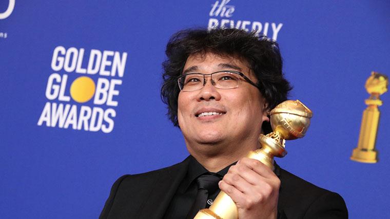 Parasite, Bong Joon-ho, Globo de Oro, Golden Globe