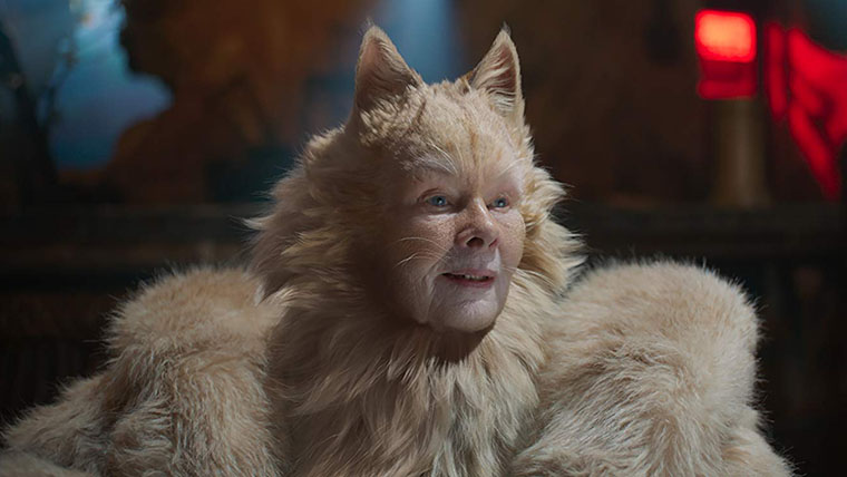 Cats, Judi Dench