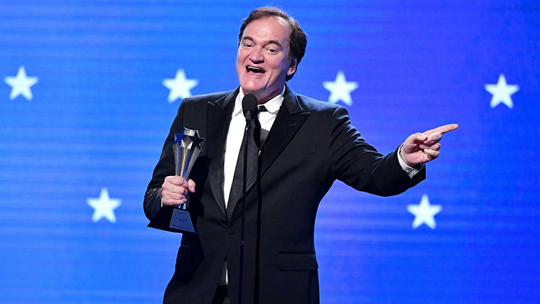 Critics Choice Awards, Quentin Tarantino