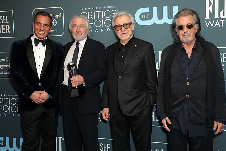 Critics Choice Awards, The Irishman