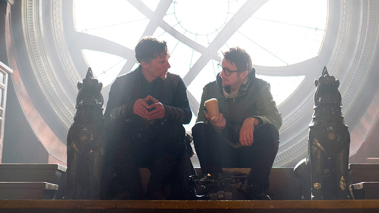 Doctor Strange in the Multiverse of Madness, Scott Derrickson