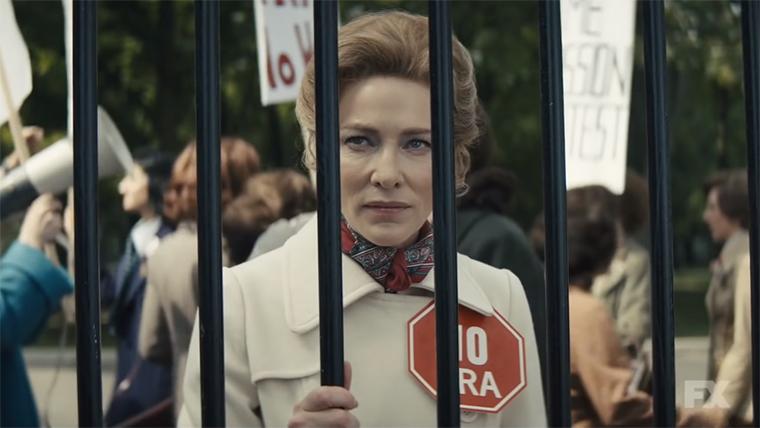 Mrs. America, Cate Blanchett