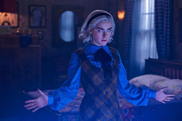 Chilling Adventures of Sabrina, Kiernan Shipka, Sabrina, El mundo oculto de Sabrina, season 3, temporada 3, parte 3, part 3