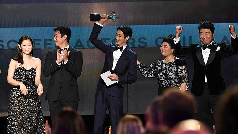 Premios SAG, SAG Awards, Parasite