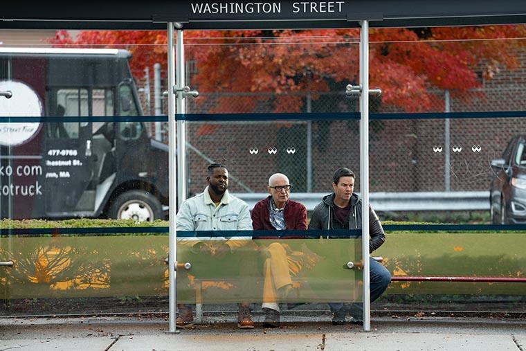 Spenser Confidential, Mark Wahlberg, Winston Duke, Alan Arkin