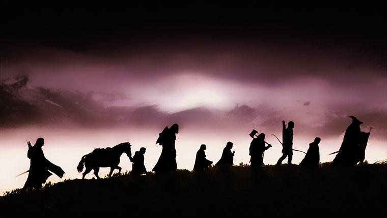 The Lord of the Rings, El Señor de los Anillos, elenco, cast