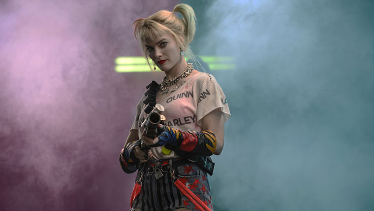 Aves de Presa, Birds of Prey, Harley Quinn