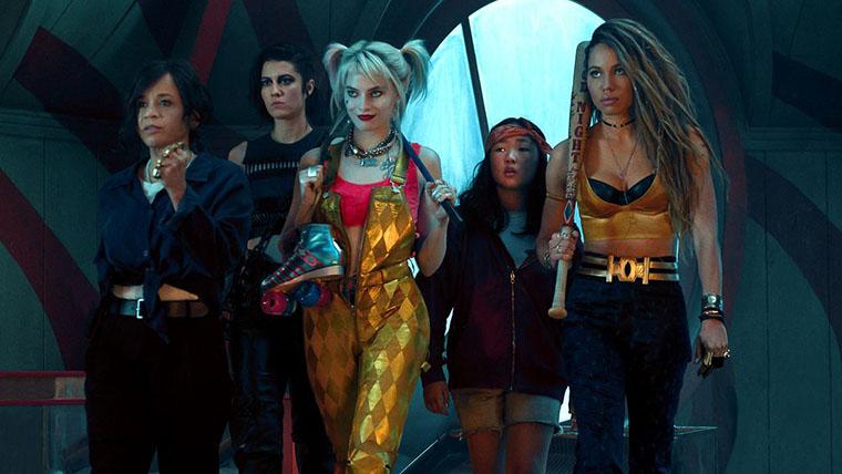 Birds of Prey, Aves de Presa, Harley Quinn, Cazadora, Huntress, Black Canary, Canario Negro, Margot Robbie, Renée Montoya, Cassandra Cain