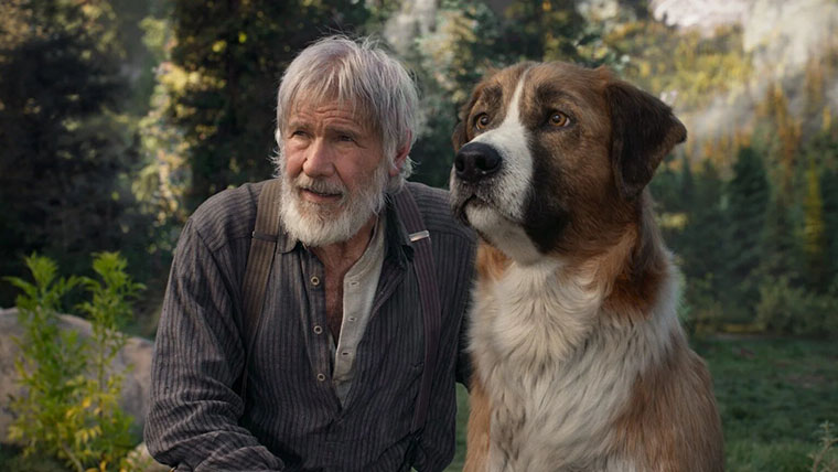 The Call of the Wild, Buck, Harrison Ford, La llamada de lo salvaje