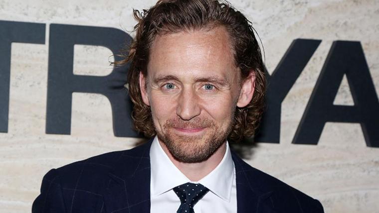 Tom Hiddleston, White Stork, Netflix
