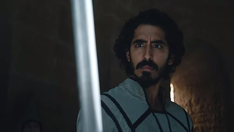 The Green Knight, Dev Patel, A24, David Lowery