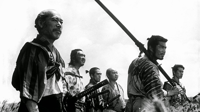 Los Siete Samuráis, Akira Kurosawa