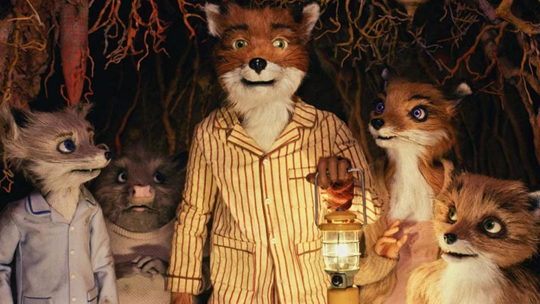 Wes Anderson, Fantastic Mr. Fox