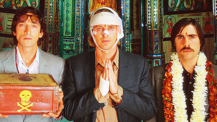 The Darjeeling Limited, Wes Anderson