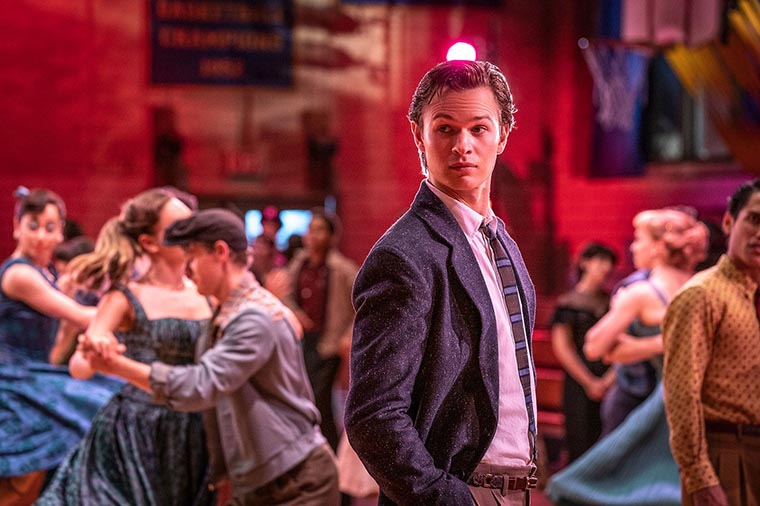 West Side Story, Spielberg, 2020, Ansel Elgort