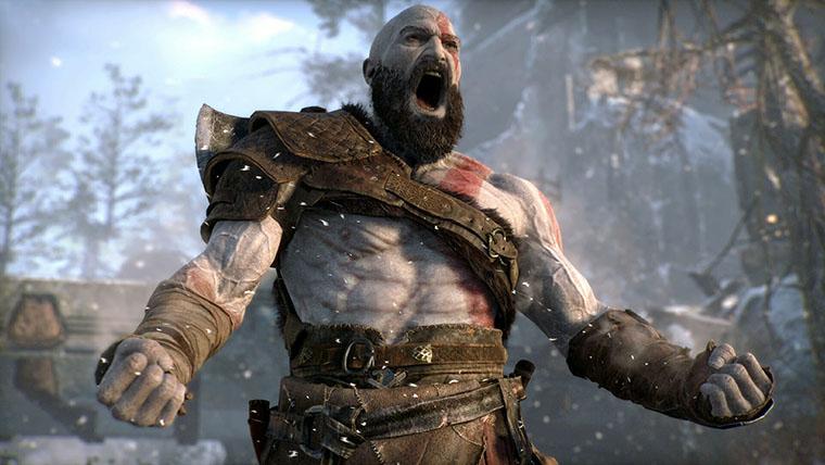 videojuegos, God of War, Kratos