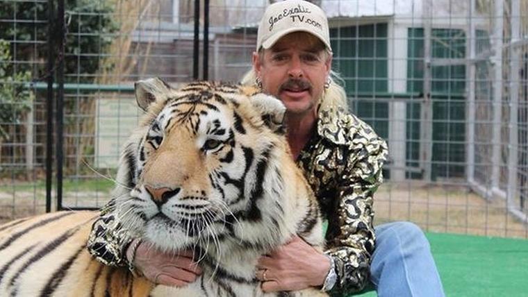 Tiger King, Joe Exotic, Netflix