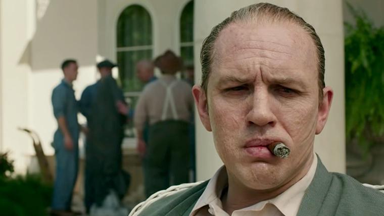 Capone, Tom Hardy