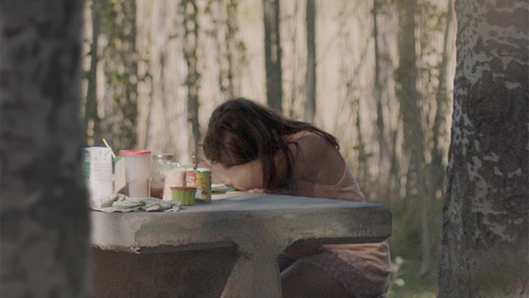 Camping, Luciana Bilotti
