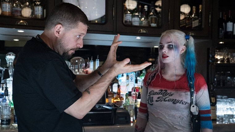 David Ayer, Suicide Squad, bts, behind the scenes, Ayer's Cut, Ayer Cut, Margot Robbie, Harley Quinn