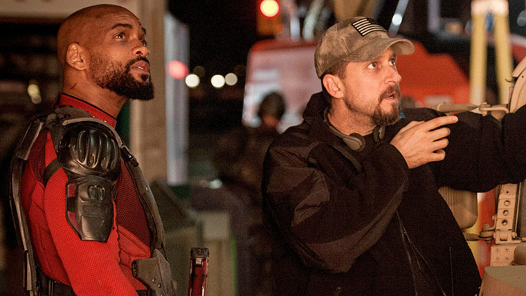 David Ayer, Suicide Squad, bts, behind the scenes, Ayer's Cut, Ayer Cut, Will Smith, Deadshot