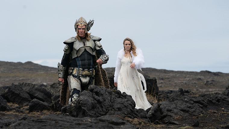 Eurovision Song Contest: The Story of Fire Saga, Rachel McAdams, Will Ferrell