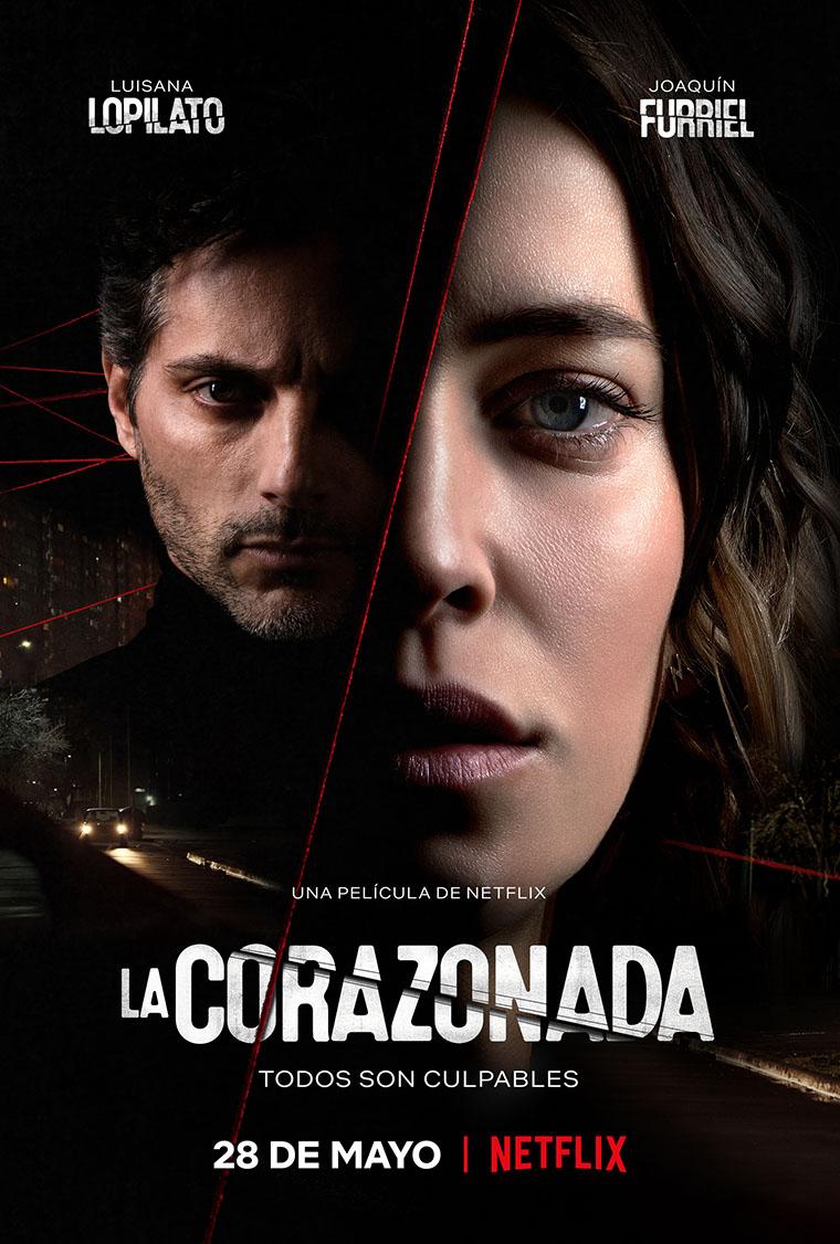 La Corazonada, Luisana Lopilato, Joaquín Furriel
