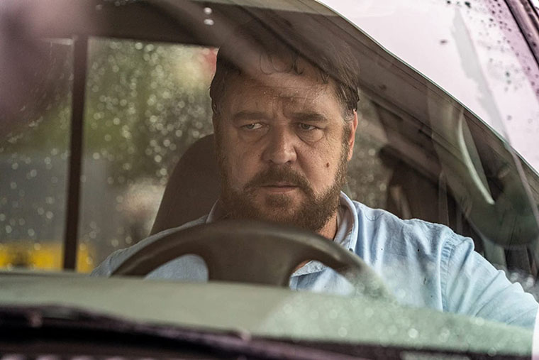 Unhinged, Russell Crowe, Fuera de Control