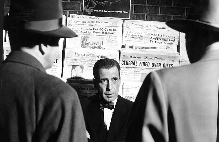 Humphrey Bogart, Deadline - U.S.A.