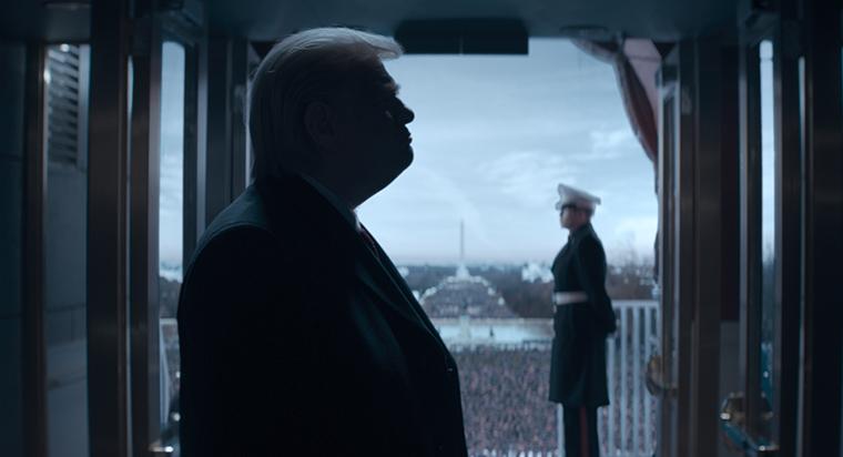 The Comey Rule, Brendan Gleeson, Donald Trump