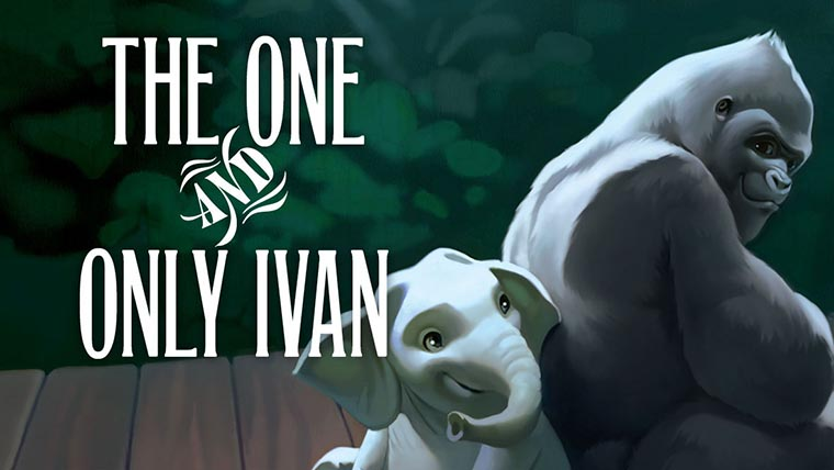 The One and Only Ivan, Disney+