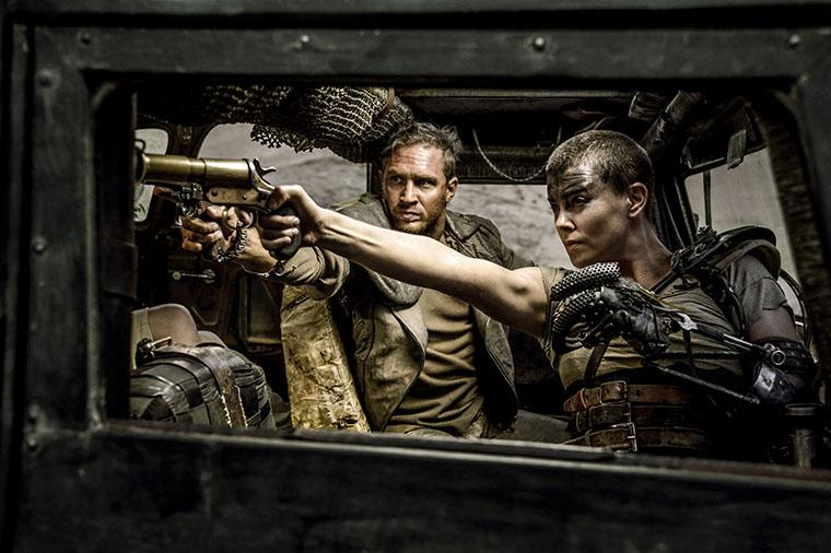 Charlize Theron, Furiosa, Mad Max: Fury Road