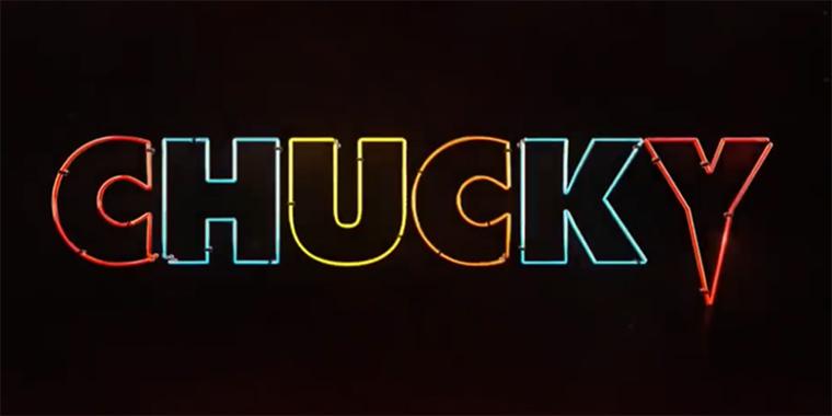 Chucky, serie, logo