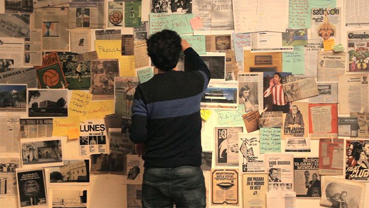 Buscando a Panzeri, Sebastián Kohan Esquenazi