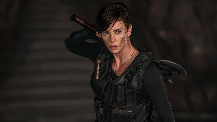The Old Guard, Charlize Theron, La Vieja Guardia