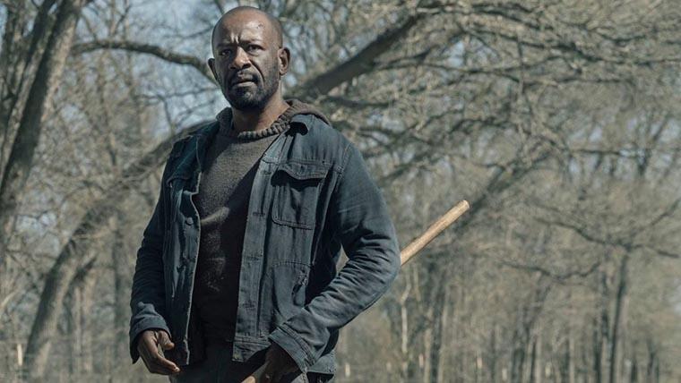 Fear The Walking Dead, Morgan, Lennie James