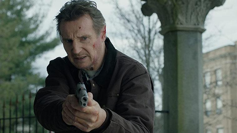 Honest Thief, Liam Neeson