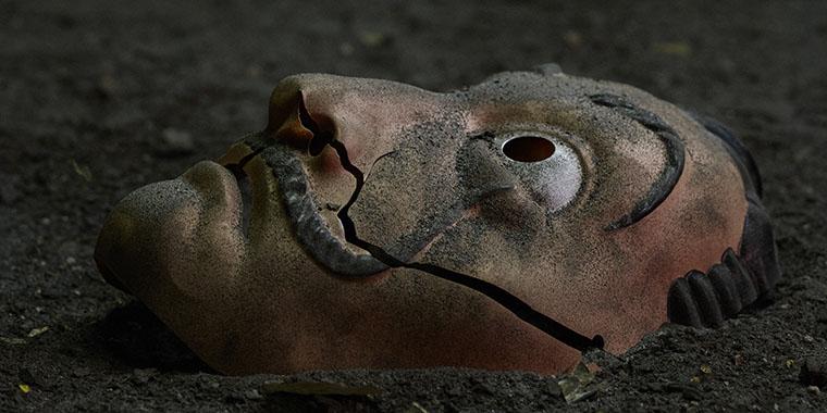 La Casa de Papel, máscara, final de serie, temporada 5, parte 5