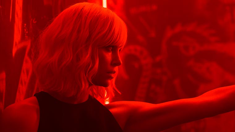 Atomic Blonde, action, Charlize Theron
